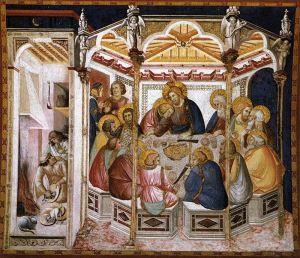 800px-Pietro_lorenzetti,_ultima_cena,_assisi_basilica_inferiore,_1310-1320